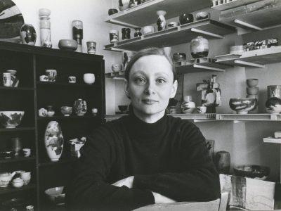 11_Kippenberg, Anf. 1970, eigene Werkstatt sw